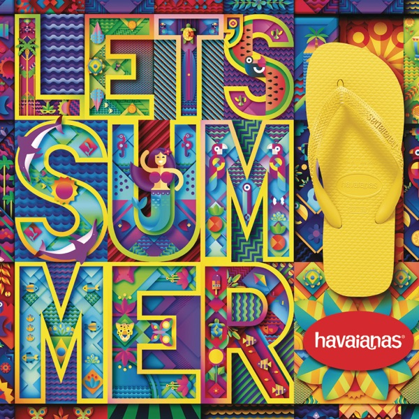 Let's Summer (Veraneemos) [feat. Lellê] - Single