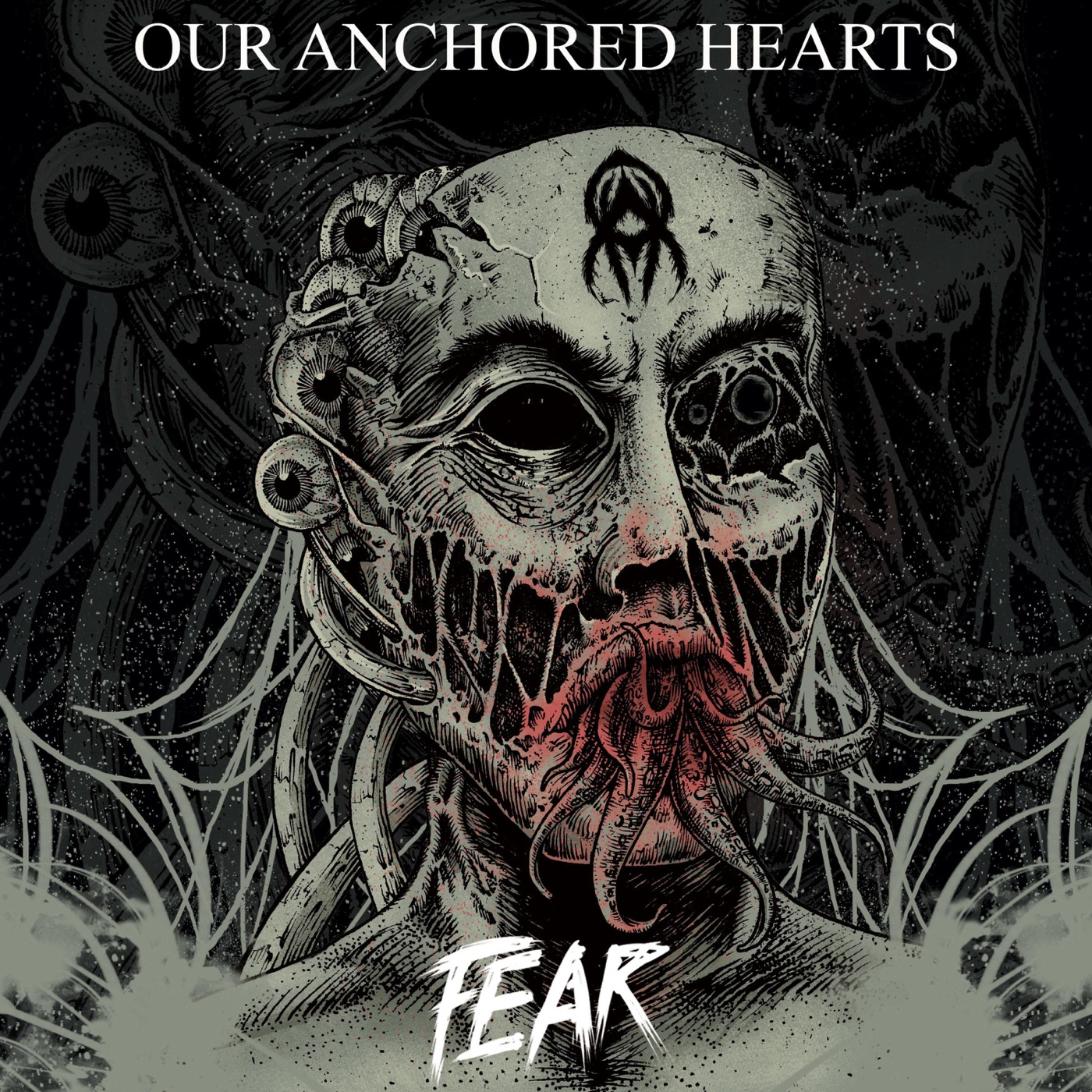 Our Anchored Hearts  - Fear [EP] (2018)