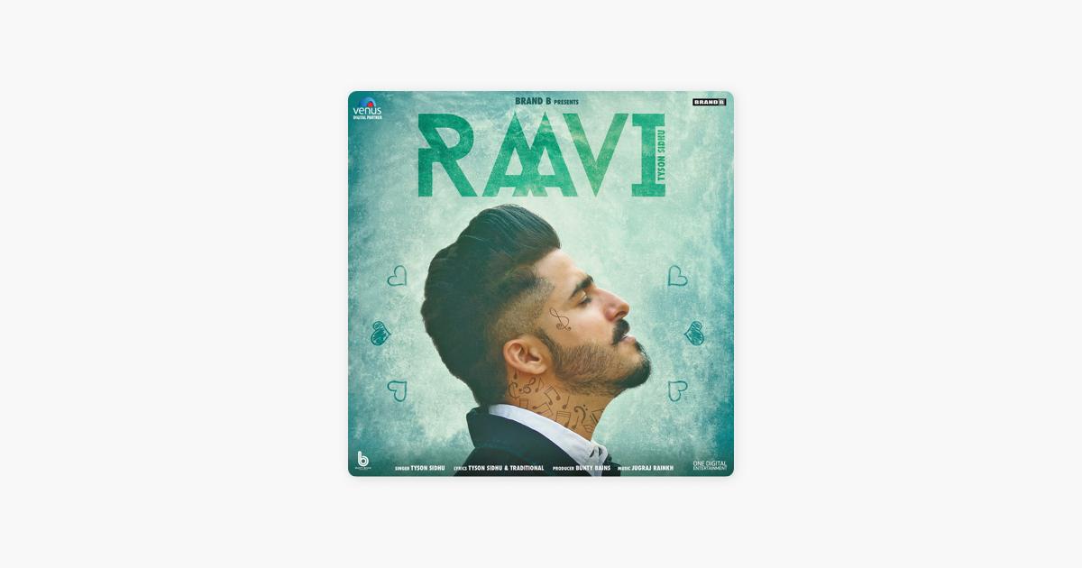 Raavi - Tyson Sidhu