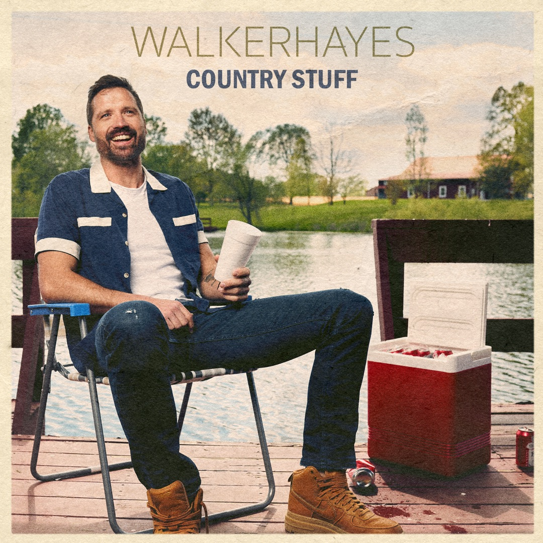 WALKER HAYES sur Frequence3