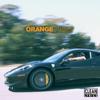 Orange Print - Larry June