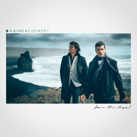 Burn The Ships - for KING & COUNTRY Cover Art
