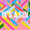 Elton John & Years & Years - It's a sin artwork