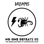 No One Defeats Us (The Adrenaline Remix by Grandmaster Flash) artwork