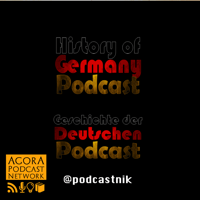 Podcast cover art for History of Germany Podcast