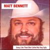 Matt Bennett - Song Like That artwork