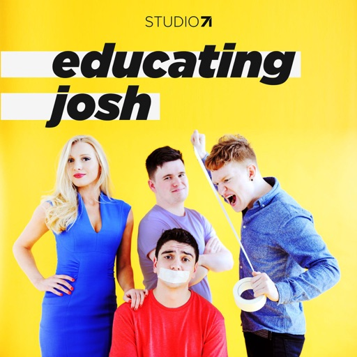 Cover image of Educating Josh