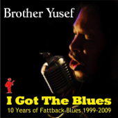 Lucky Thirteen Blues Brother Yusef