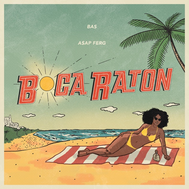 Bas – Boca Raton (feat. A$AP Ferg) – Single [iTunes Plus M4A] | iplusall.4fullz.com