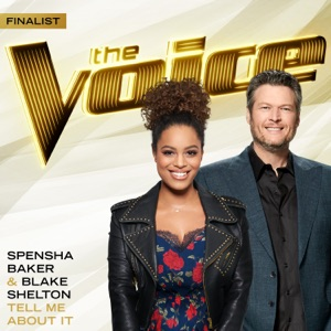 Tell Me About It (The Voice Performance) - Single Mp3 Download