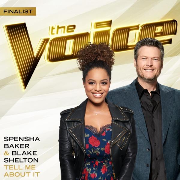 Tell Me About It (The Voice Performance) - Single