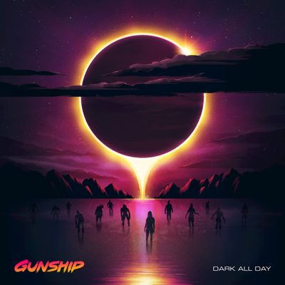 Dark All Day (feat. Tim Cappello & Indiana) - GUNSHIP song