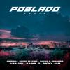 J Balvin, KAROL G & Nicky Jam - Poblado (feat. Crissin, Totoy El Frio & Natan & Shander) [Remix] ilustración