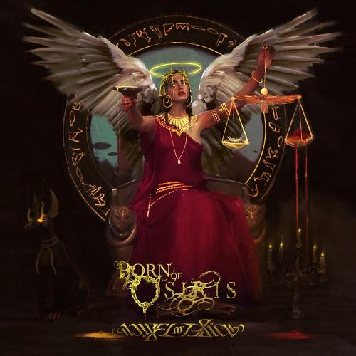 Born of Osiris - Angel Or Alien [iTunes Plus AAC M4A]