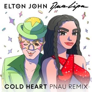 Elton John and Dua Lipa