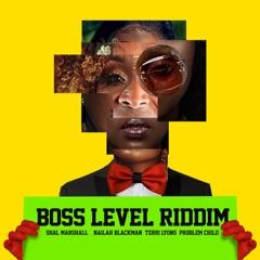 Boss Level Riddim - EP