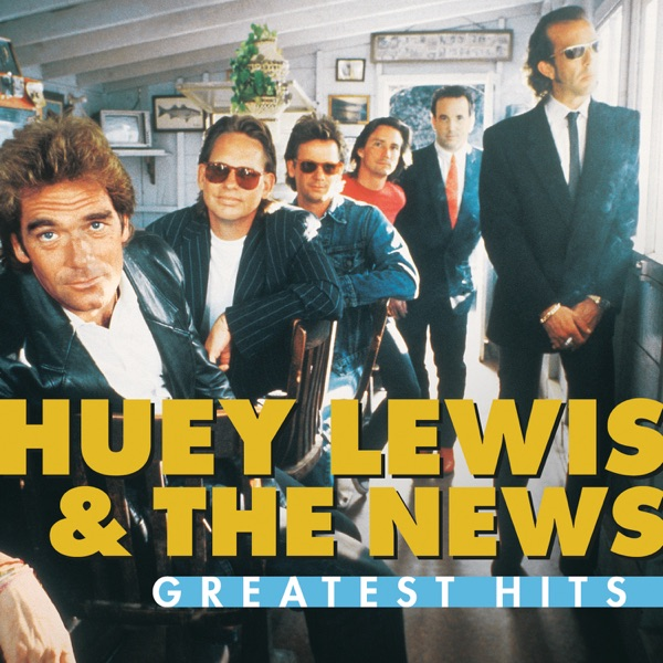Huey Lewis & The News mit I Want a New Drug