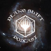 Podcast cover art for Plane Shift