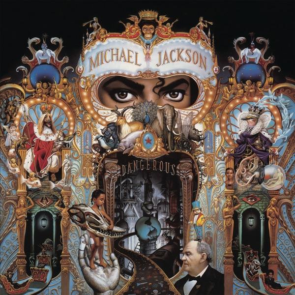 Michael Jackson mit Who Is It