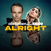Alle Farben - Alright (feat. KIDDO) Grafik