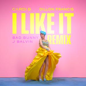 I Like It (Dillon Francis Remix) - Cardi B, Bad Bunny & J Balvin
