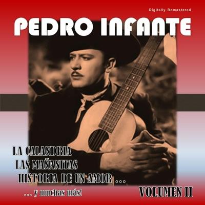 Pedro Infante, Vol. 2 (Digitally Remastered) - Pedro Infante