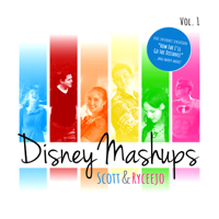 Scott & Ryceejo - Disney Mashups, Vol. 1 artwork