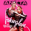 Anitta - Faking Love (feat. Saweetie)  arte