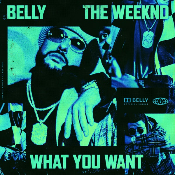 What You Want (feat. The Weeknd) - Single