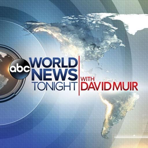 Cover image of World News Tonight with David Muir