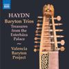 Valencia Baryton Project - Haydn: Baryton Trios artwork