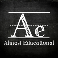 Podcast cover art for Almost Educational