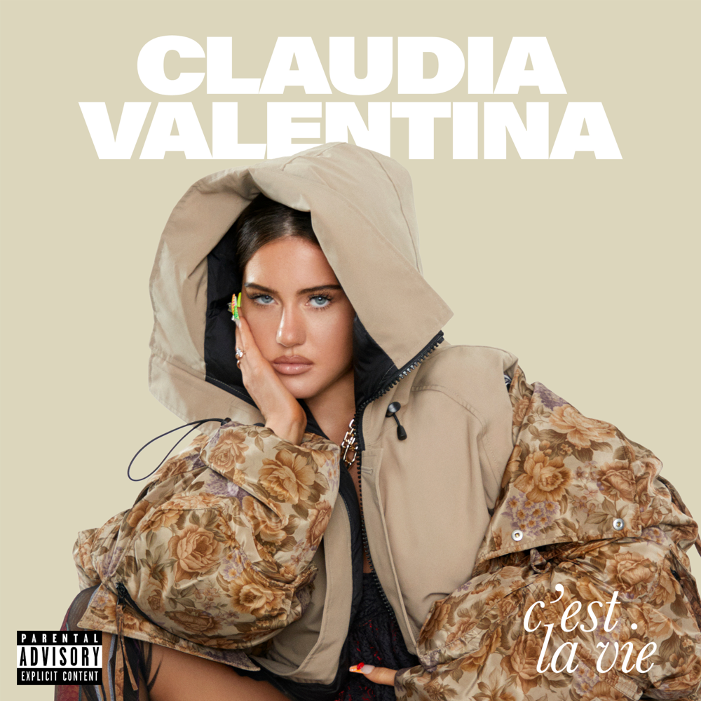 iTunes Artwork for 'C'est la vie - Single (by Claudia Valentina)'