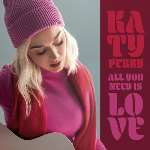 Katy Perry - All You Need Is Love - Single [iTunes Plus AAC M4A]