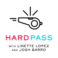 Podcast cover art for Hard Pass