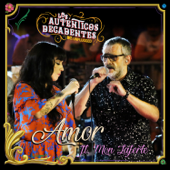 Amor (Ft. Mon Laferte) [Mtv Unplugged] - Los Auténticos Decadentes