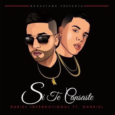 Si Te Cansaste (feat. Darkiel) - Single MP3 Download