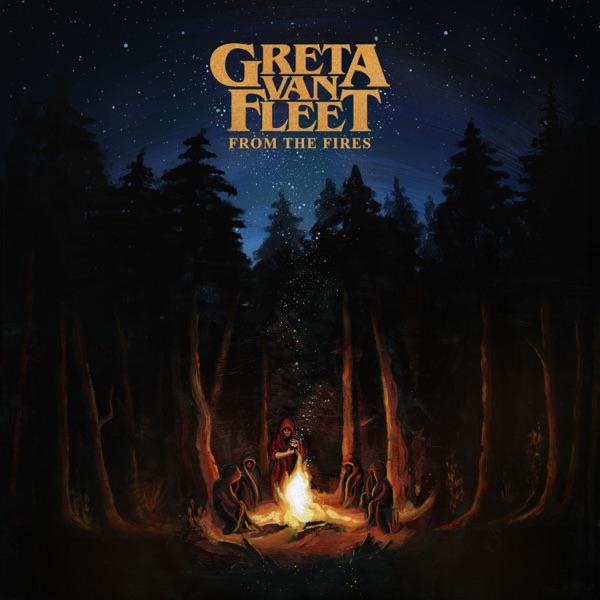 Greta Van Fleet mit Edge of Darkness
