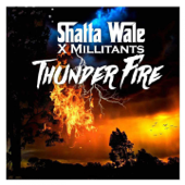 Thunder Fire (feat. SM Militants) - Shatta Wale