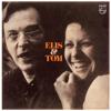 Elis Regina & Antônio Carlos Jobim - Elis & Tom  arte