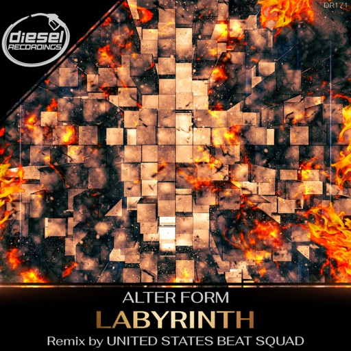 Labyrinth - Single by Alter Form