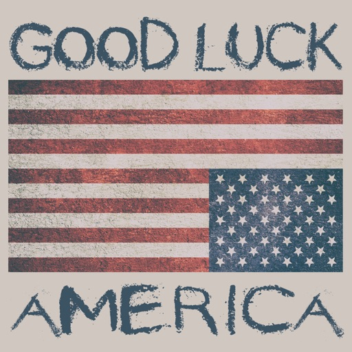 Cover image of Good Luck, America: A Politics and News Podcast