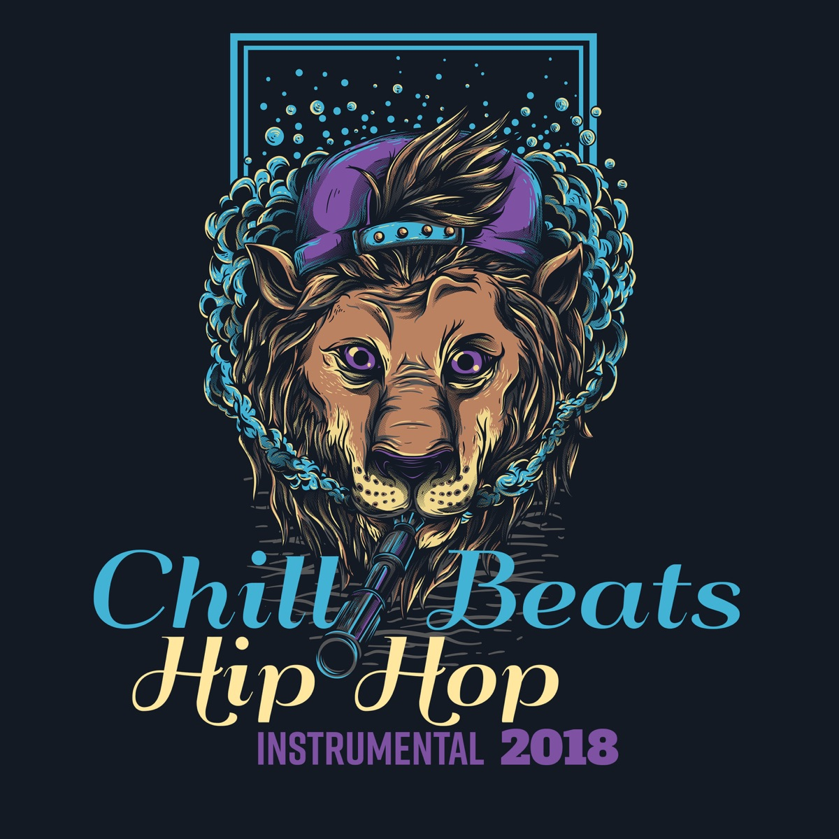 Chill Beats Hip Hop Instrumental 2018 Album Cover by Cool