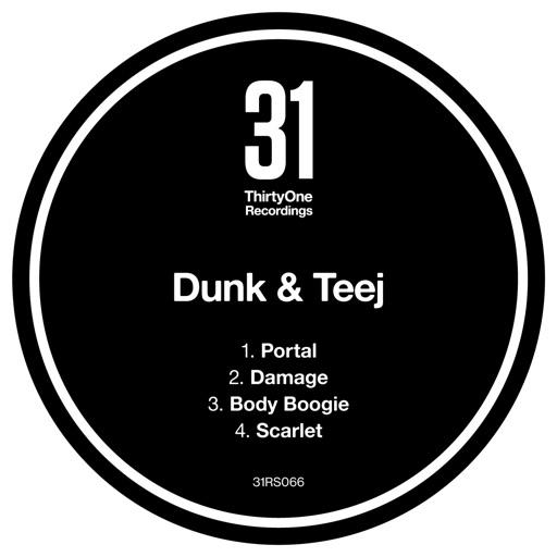 Portal - EP by Dunk & Teej