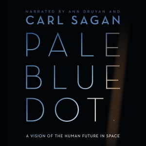 Pale Blue Dot: A Vision of the Human Future in Space (Unabridged) - Carl Sagan audiobook, mp3