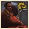 Leroy Hutson - Love Oh Love artwork