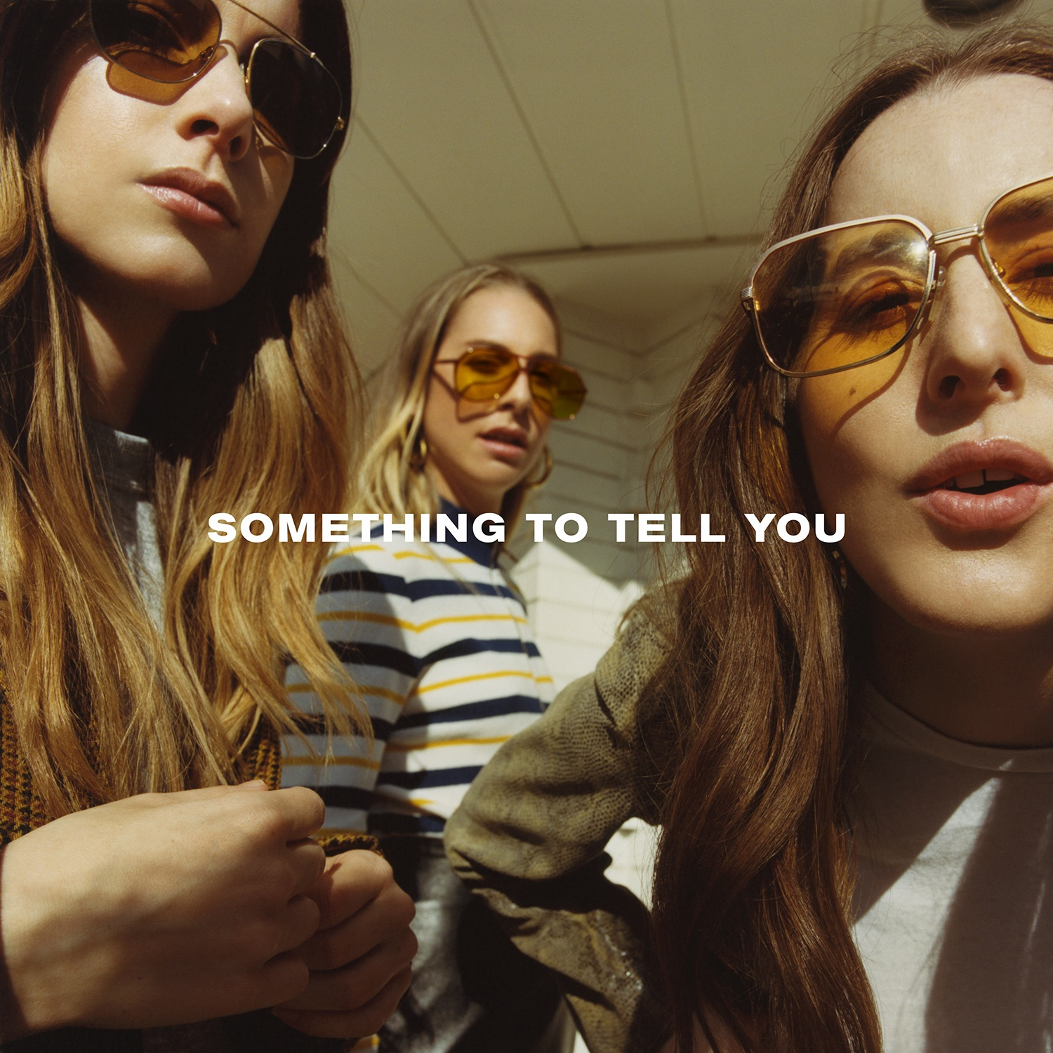 HAIM - Something To Tell You (2017)