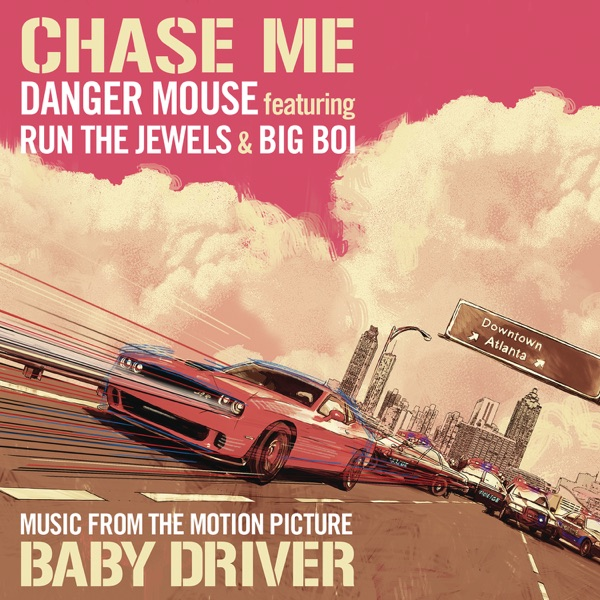 Chase Me (feat. Run The Jewels & Big Boi) [From