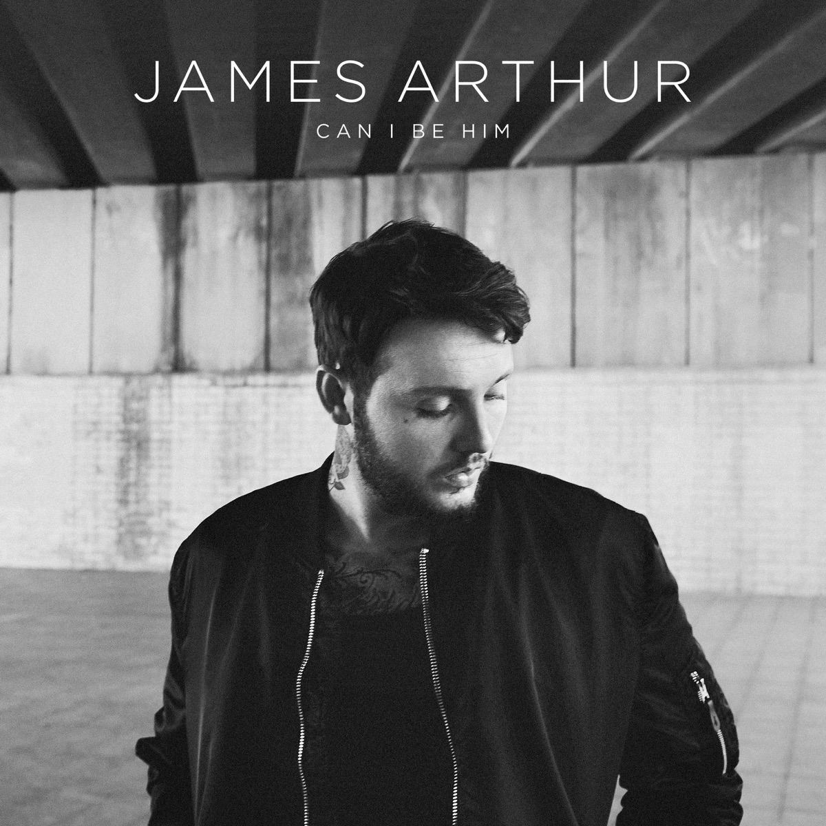 Can I Be Him Album Cover by James Arthur