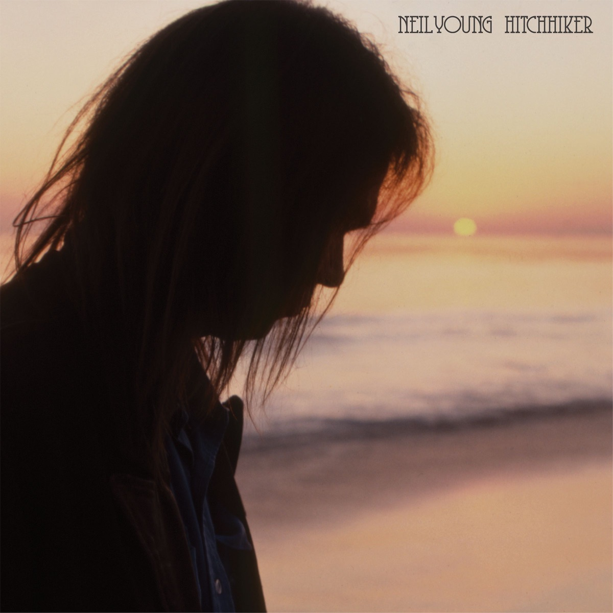 Hitchhiker Neil Young CD cover